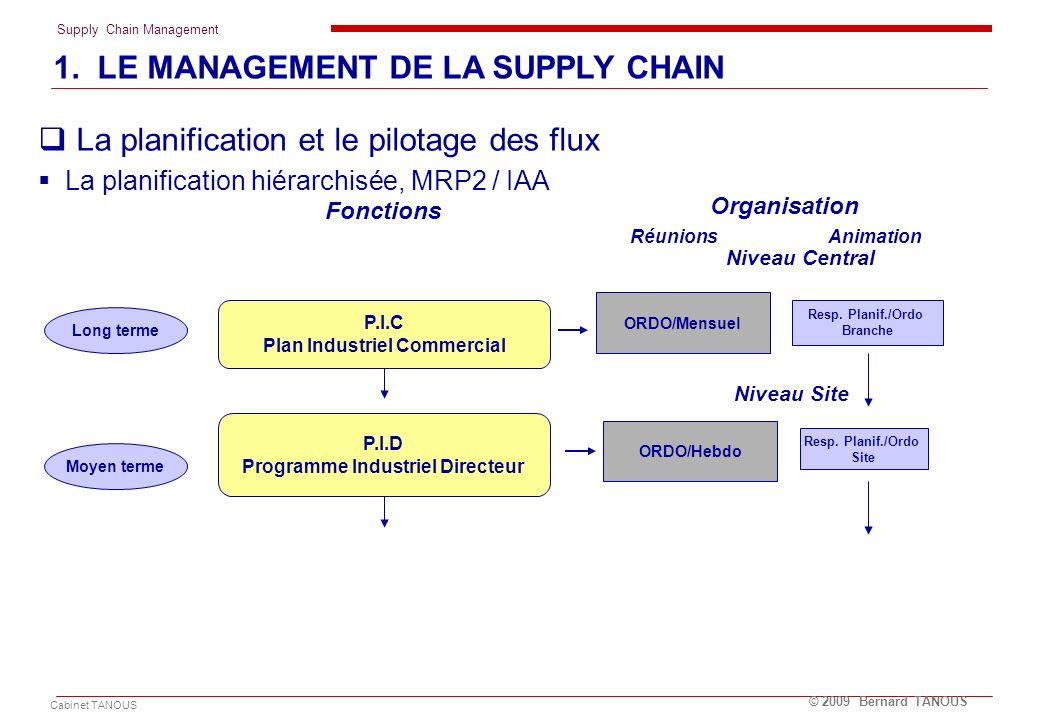 Plan Industriel Commercial Programme Industriel Directeur
