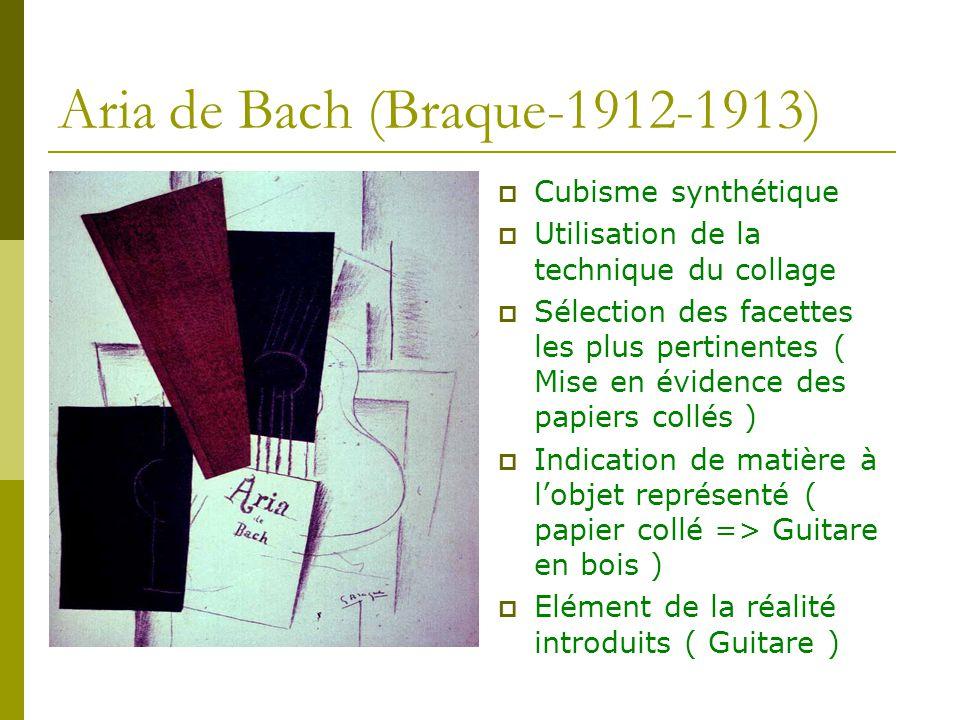 Aria de Bach (Braque-1912-1913)