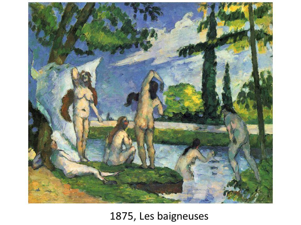 1875, Les baigneuses