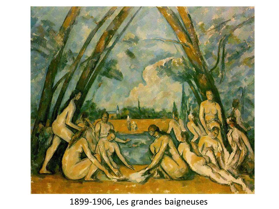 1899-1906, Les grandes baigneuses
