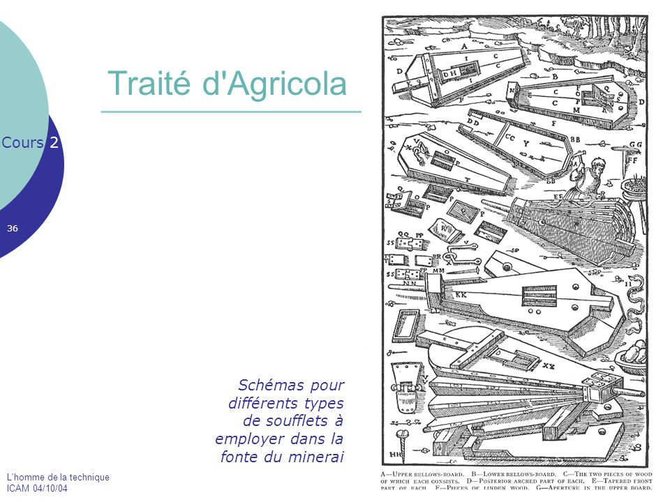 Traité d Agricola Cours 2