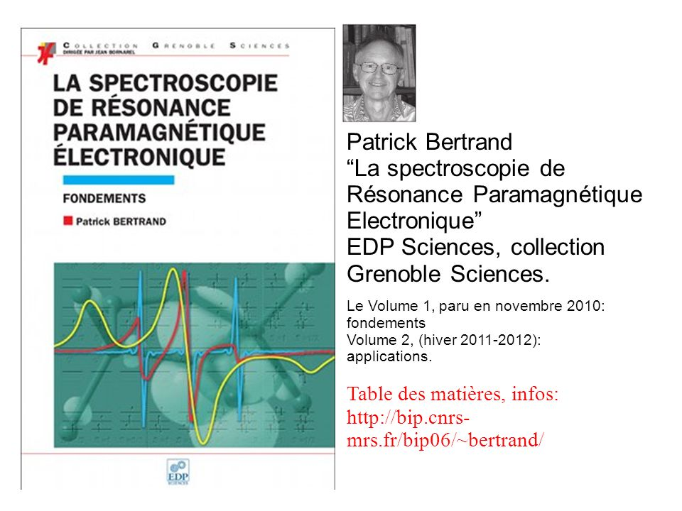 EDP Sciences, collection Grenoble Sciences.
