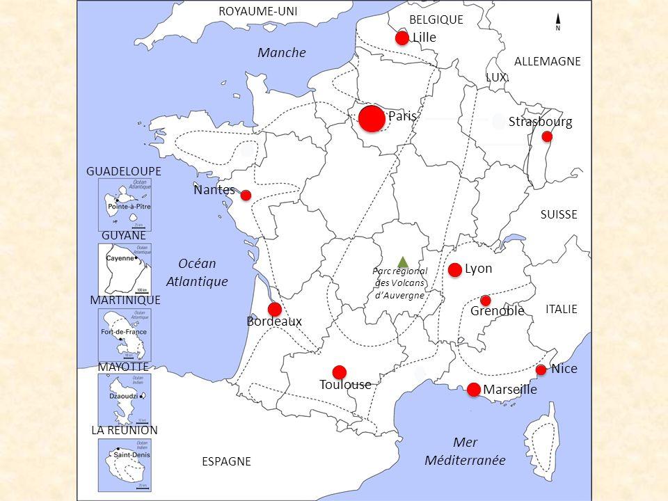 Parc régional des Volcans d'Auvergne