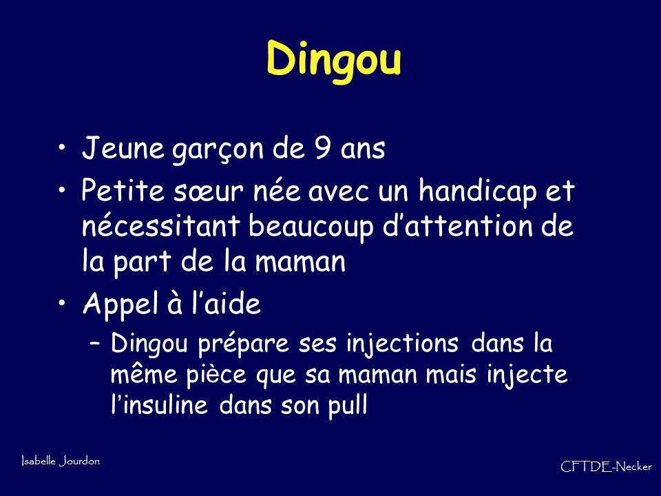 Dingou Jeune garçon de 9 ans