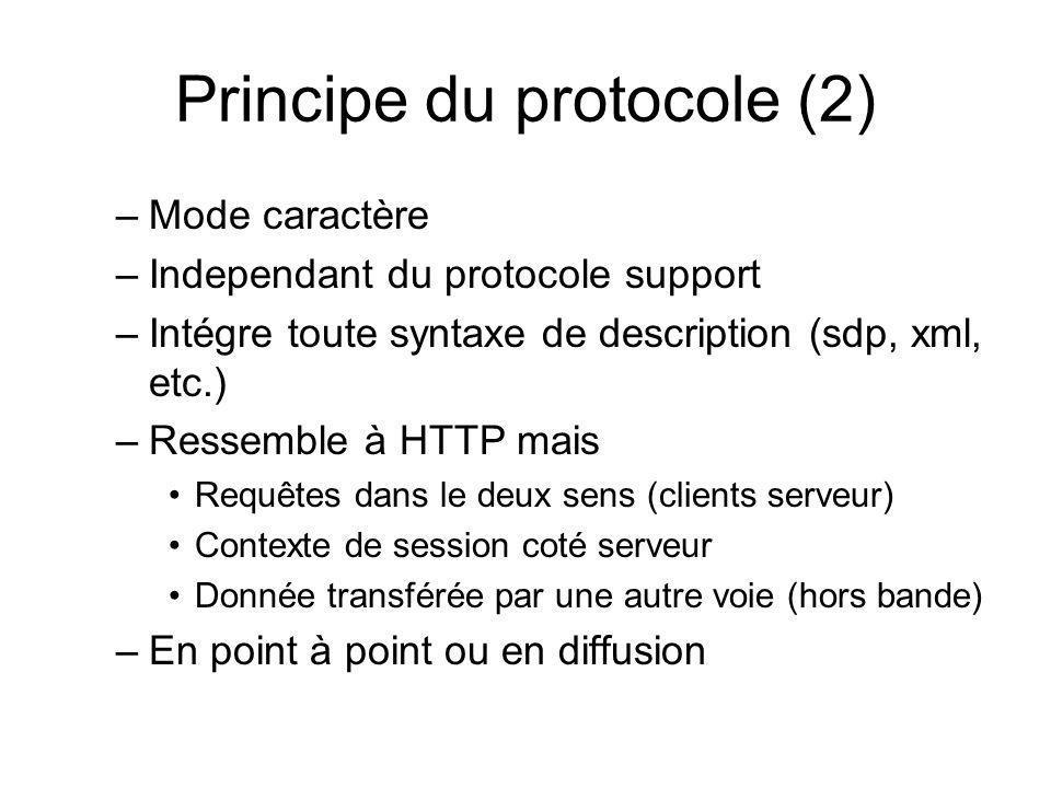 Principe du protocole (2)