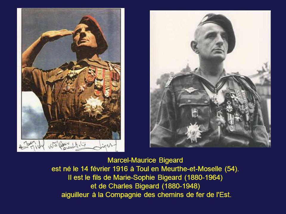Marcel-Maurice Bigeard