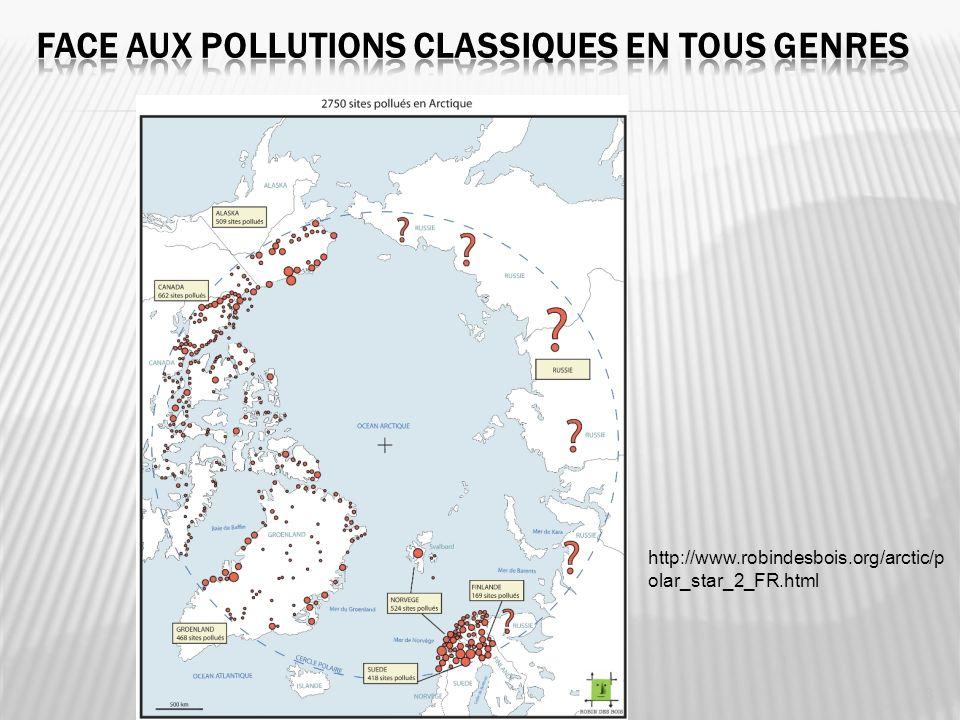 Face aux pollutions classiques en tous genres