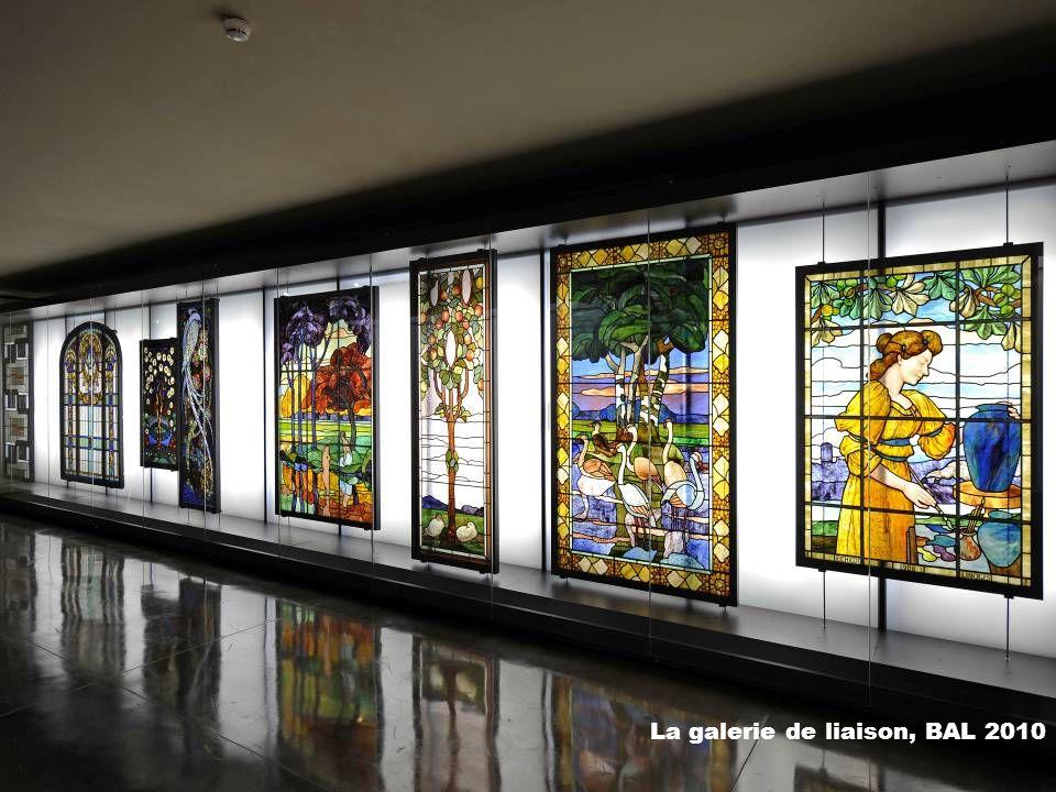 La galerie de liaison, BAL 2010