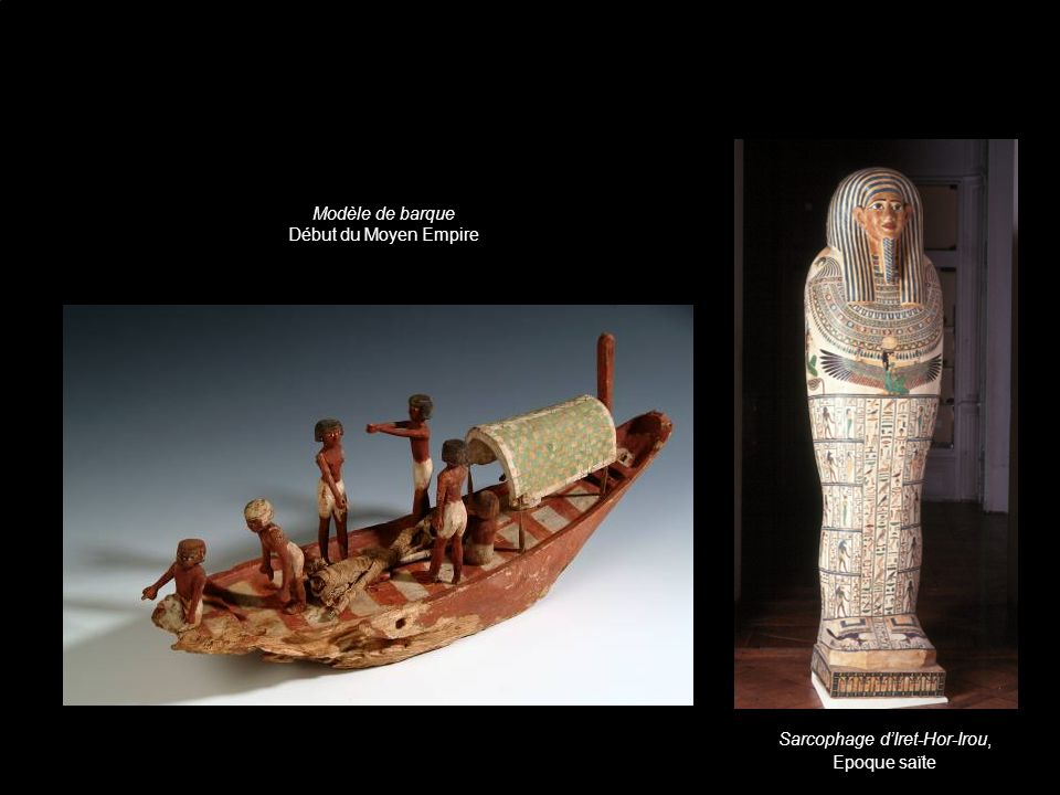 Sarcophage d'Iret-Hor-Irou, Epoque saïte