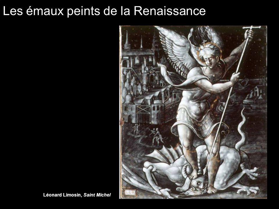 Léonard Limosin, Saint Michel