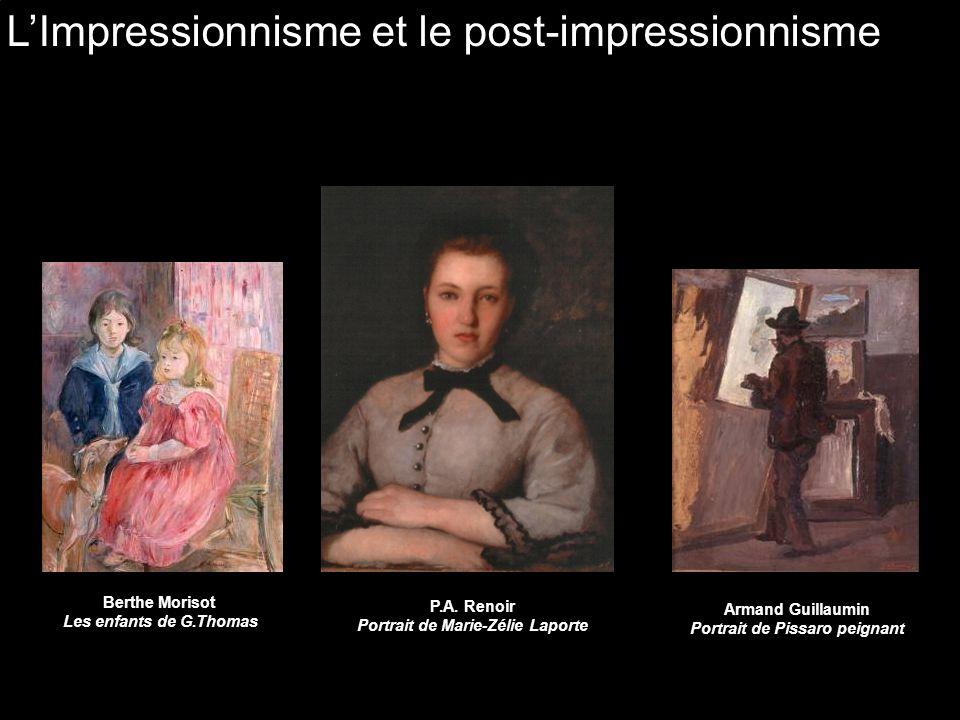 Portrait de Marie-Zélie Laporte Portrait de Pissaro peignant