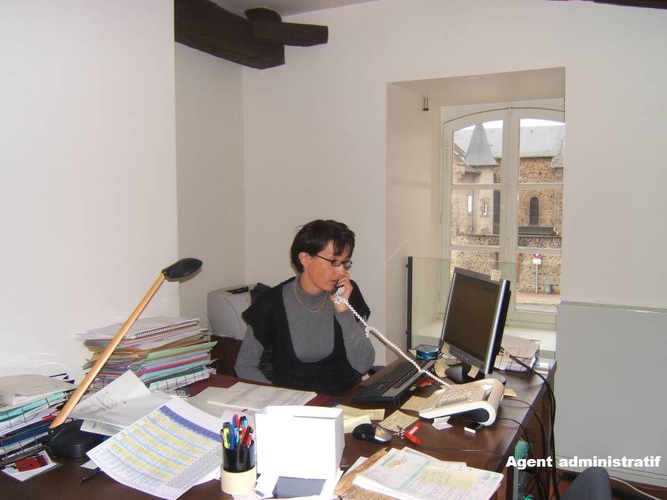 Agent administratif