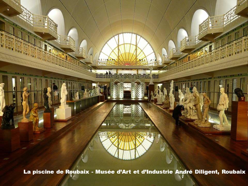 La piscine de Roubaix - Musée d'Art et d'Industrie André Diligent, Roubaix