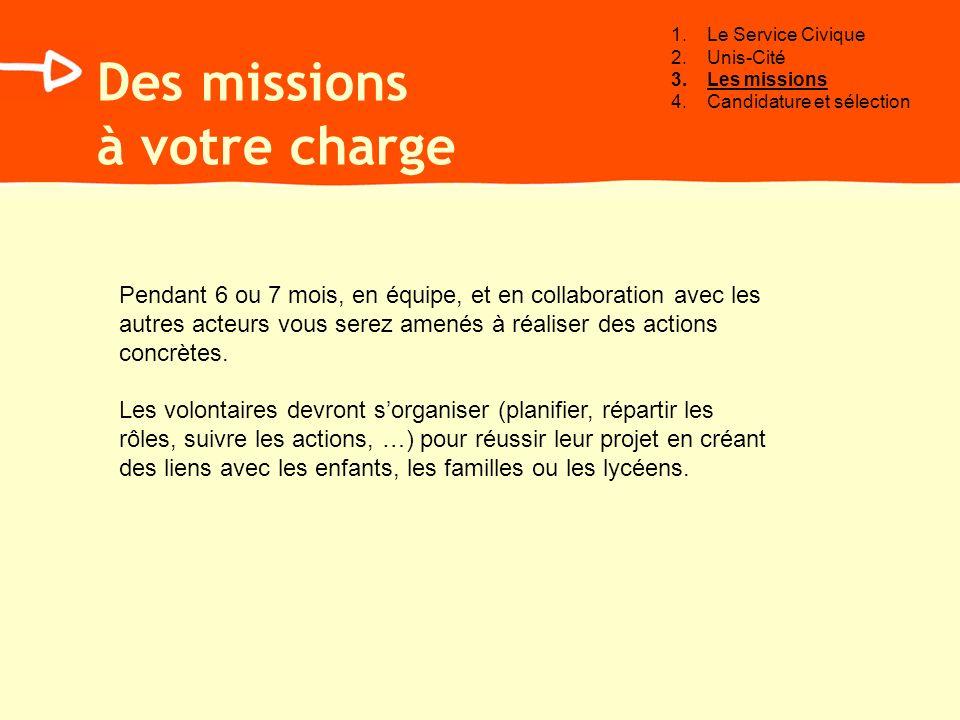 section action civique