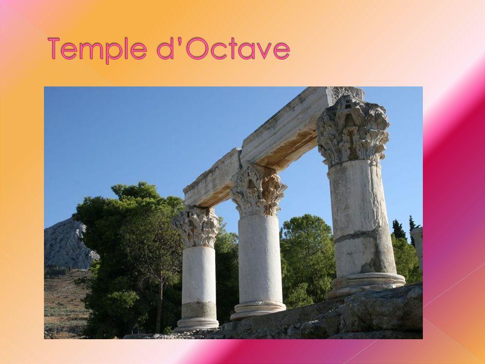Temple d'Octave