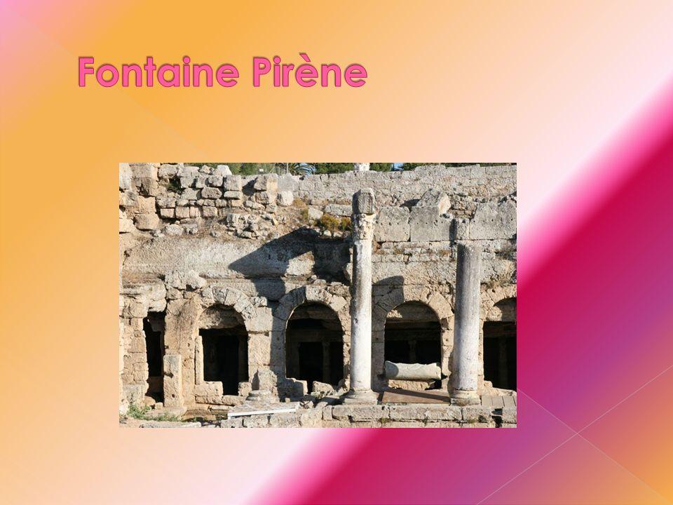 Fontaine Pirène