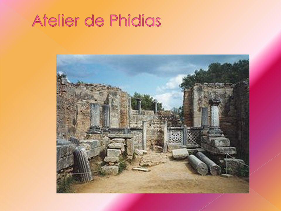 Atelier de Phidias