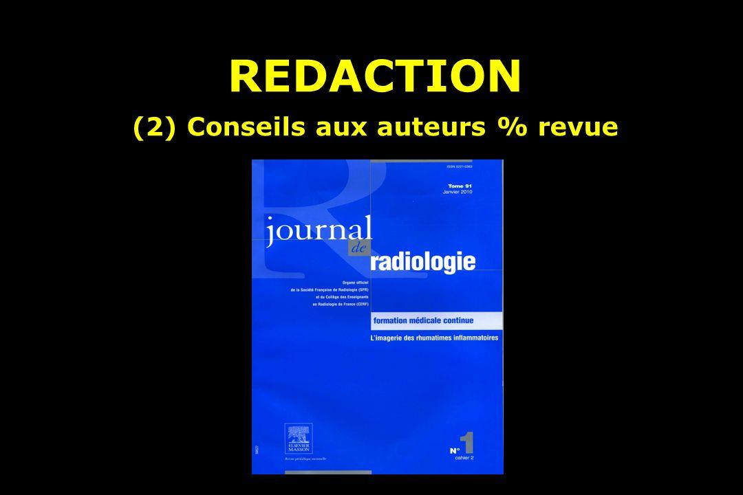 (2) Conseils aux auteurs % revue