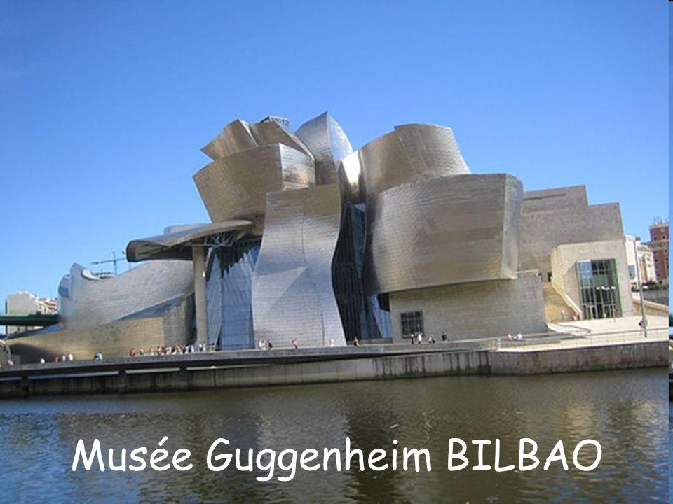 Musée Guggenheim BILBAO