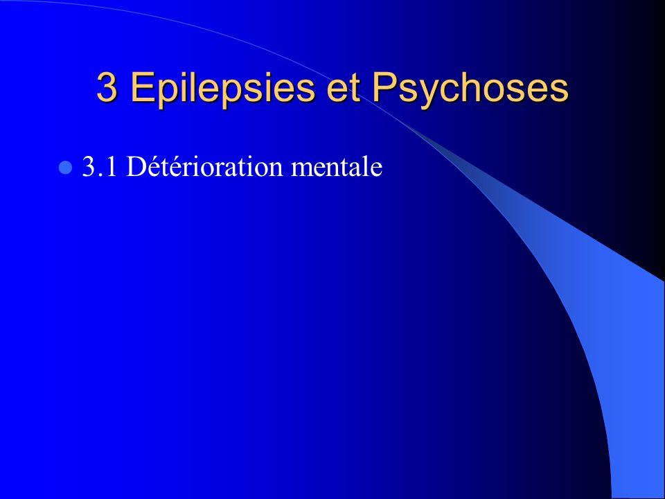 3 Epilepsies et Psychoses