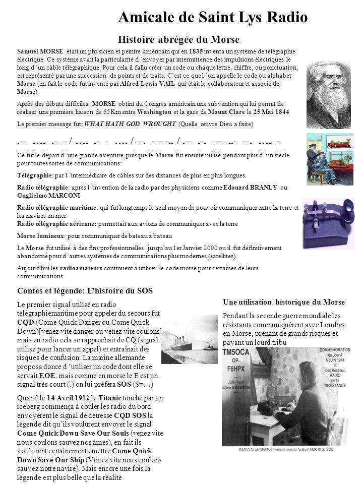 Amicale de Saint Lys Radio