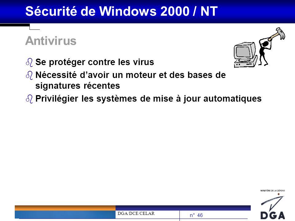 Antivirus Se protéger contre les virus