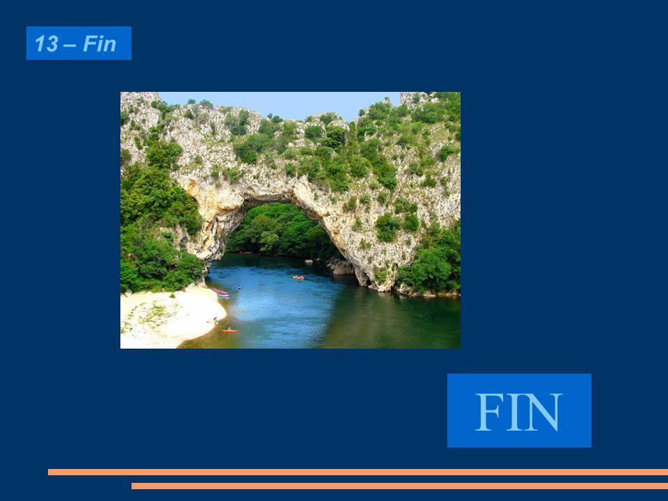 13 – Fin FIN