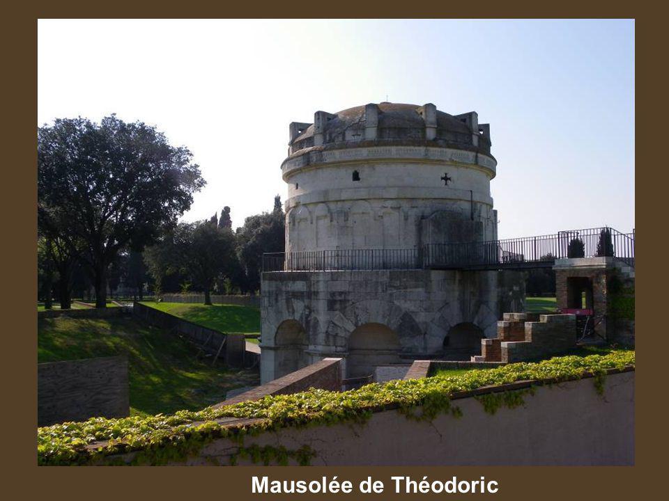 Mausolée de Théodoric