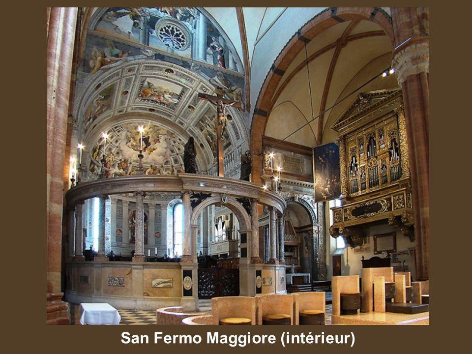 San Fermo Maggiore (intérieur)