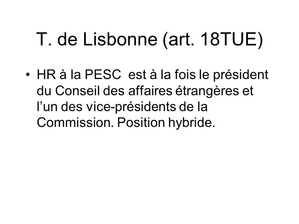 T. de Lisbonne (art. 18TUE)