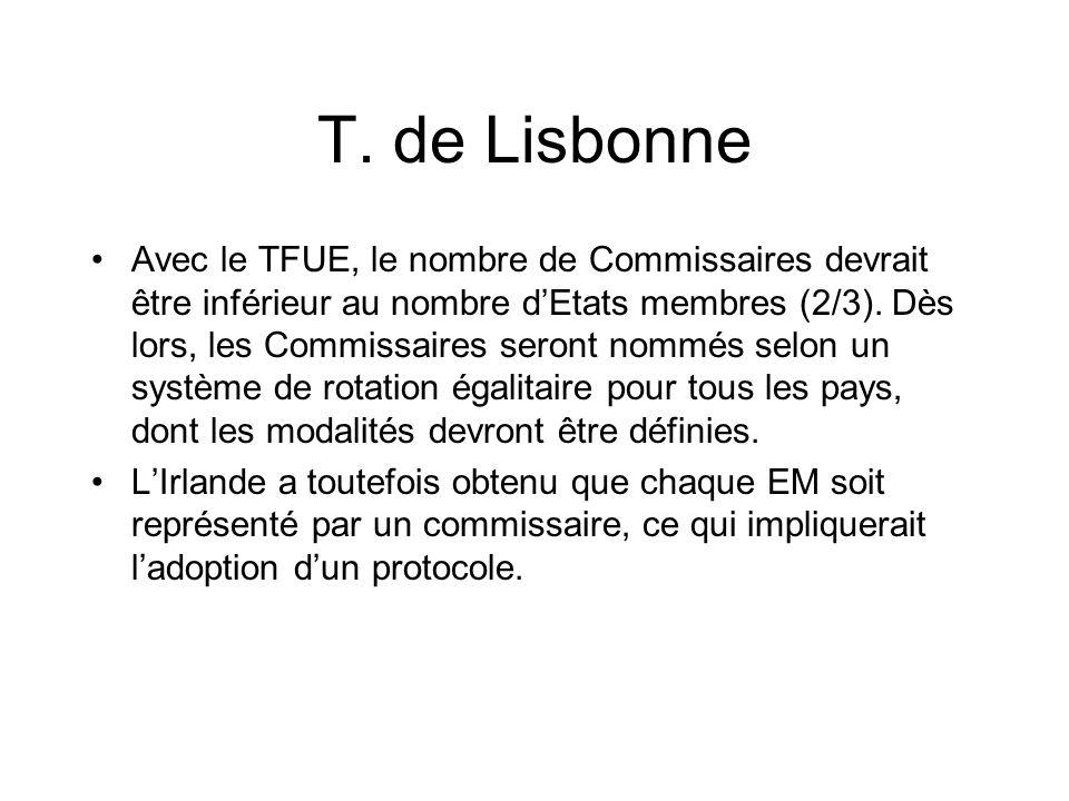 T. de Lisbonne