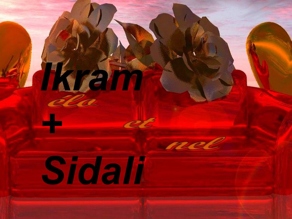 Ikram + Sidali