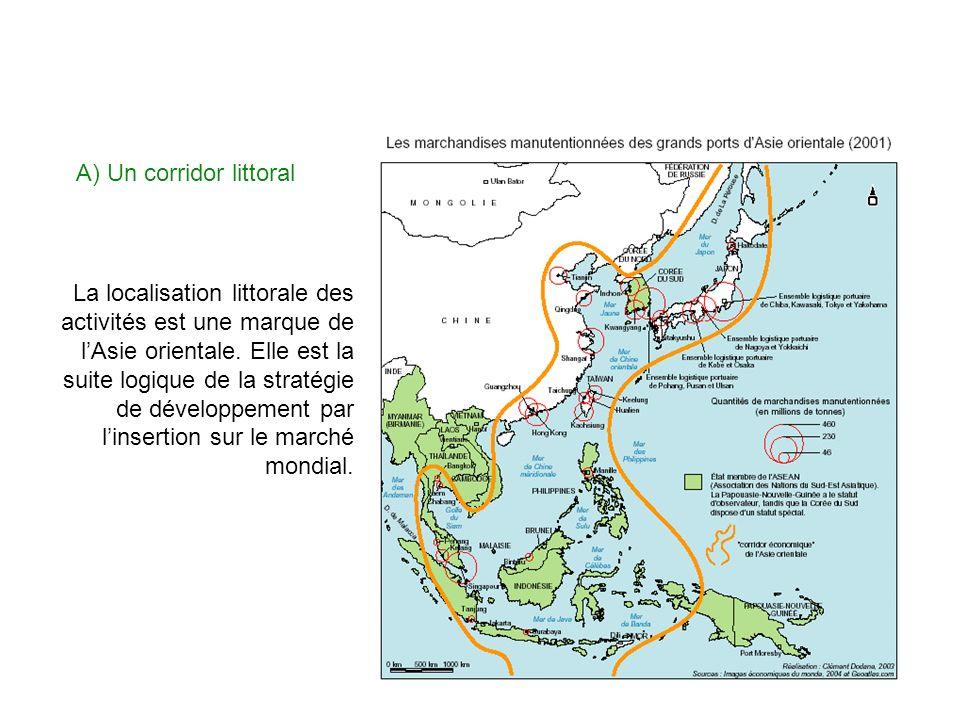 A) Un corridor littoral
