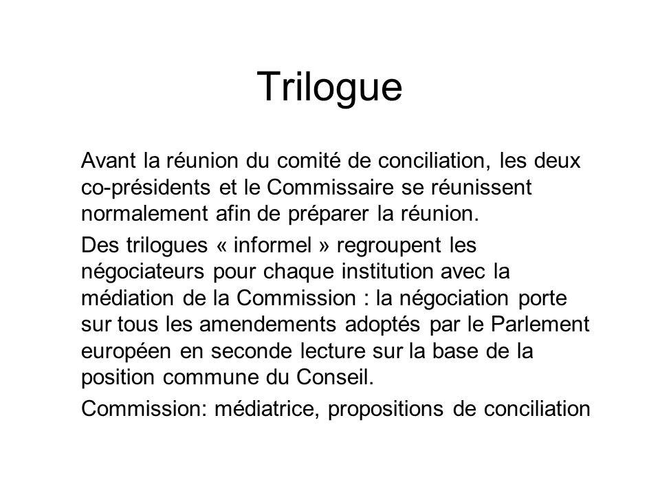 Trilogue