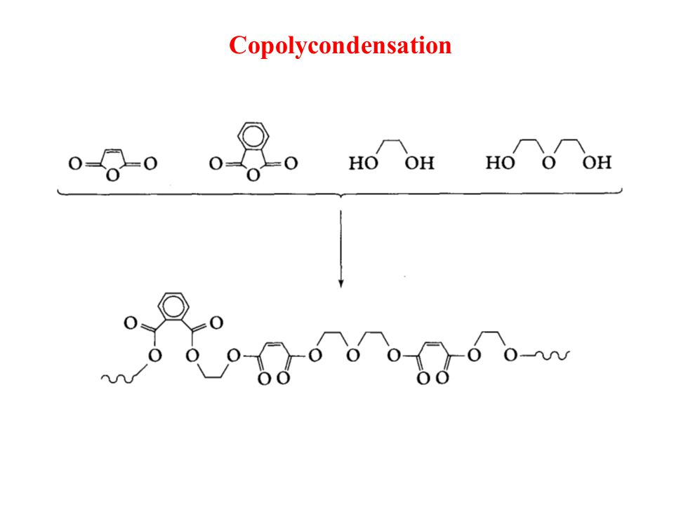 Copolycondensation