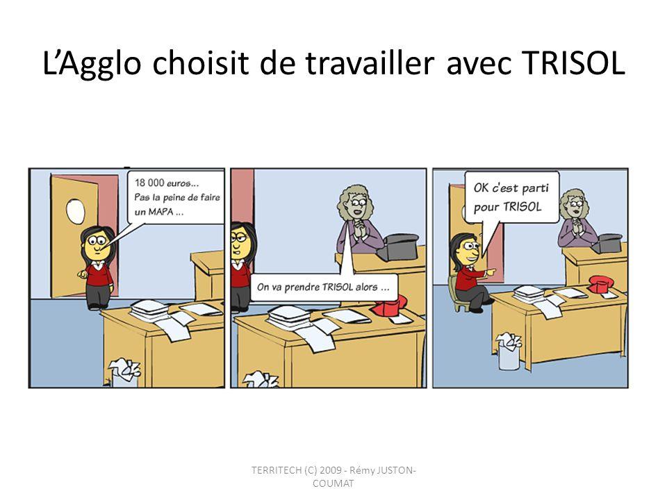 L'Agglo choisit de travailler avec TRISOL