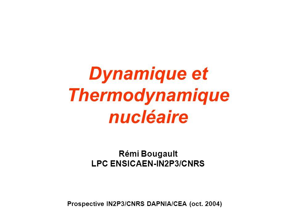Prospective IN2P3/CNRS DAPNIA/CEA (oct. 2004)