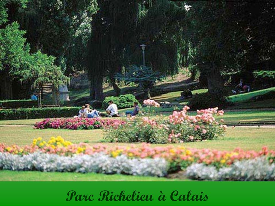 Parc Richelieu à Calais