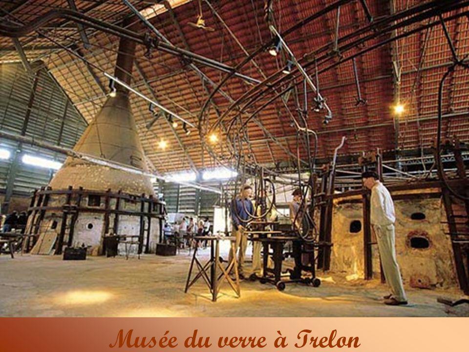 Musée du verre à Trelon