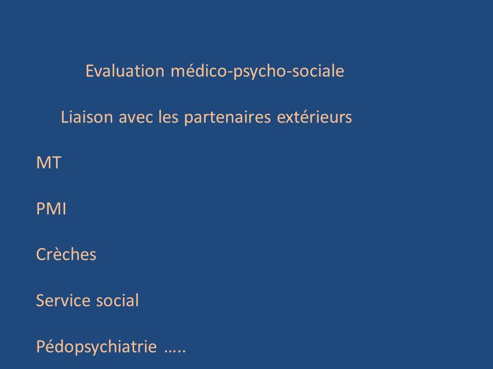 Evaluation médico-psycho-sociale