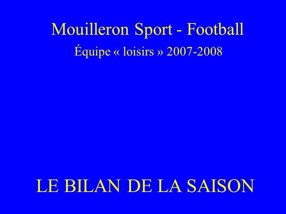 Mouilleron Sport - Football