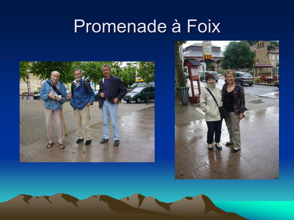 Promenade à Foix