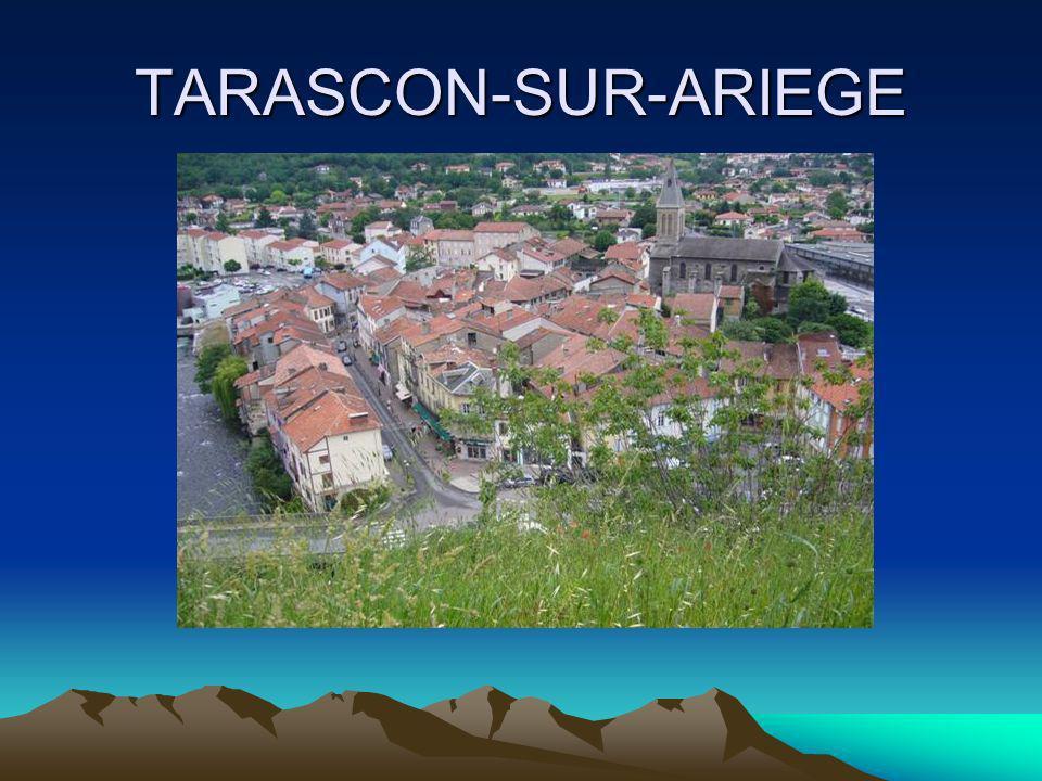 TARASCON-SUR-ARIEGE