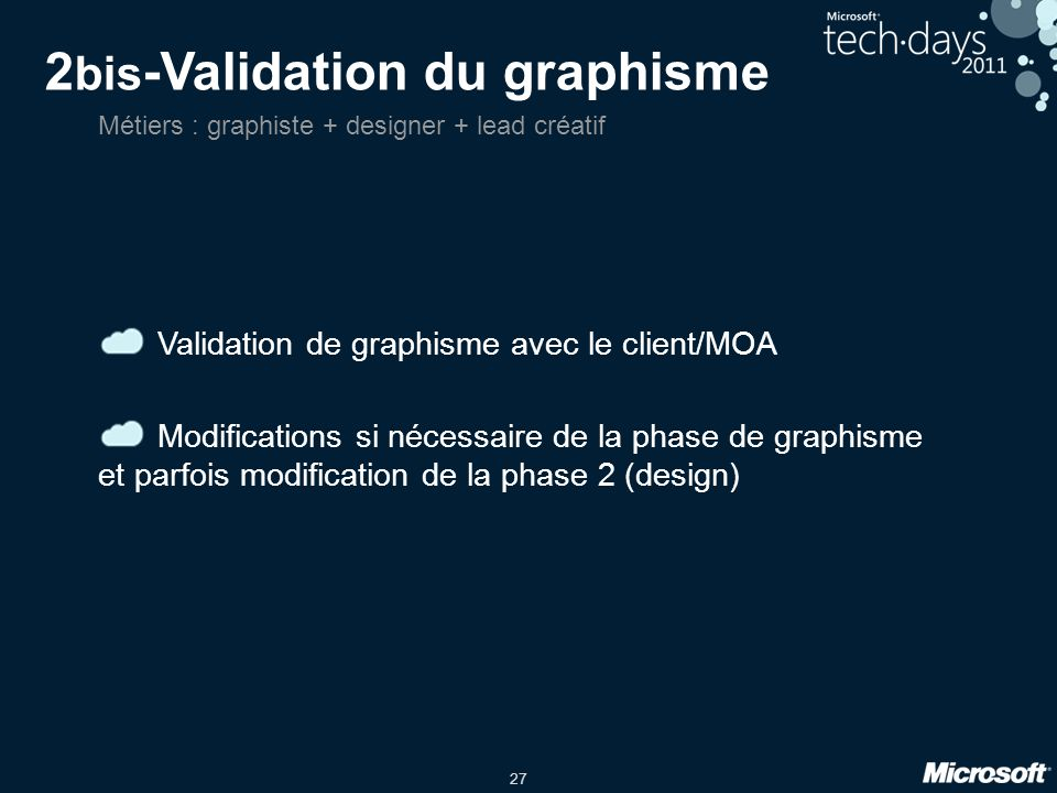 2bis-Validation du graphisme