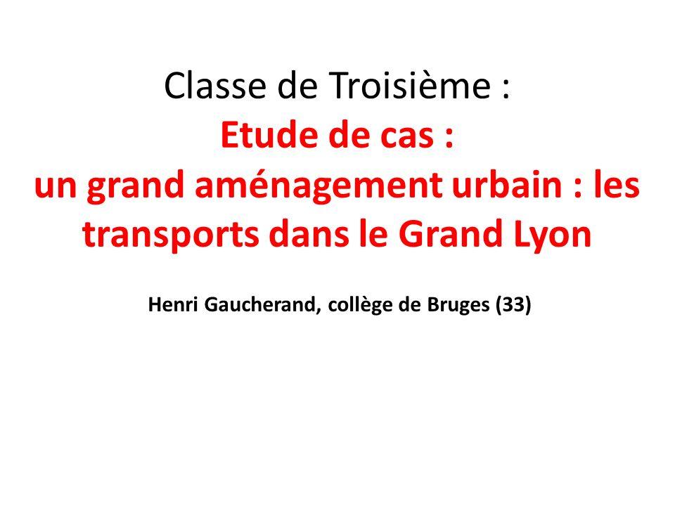 Henri Gaucherand, collège de Bruges (33)