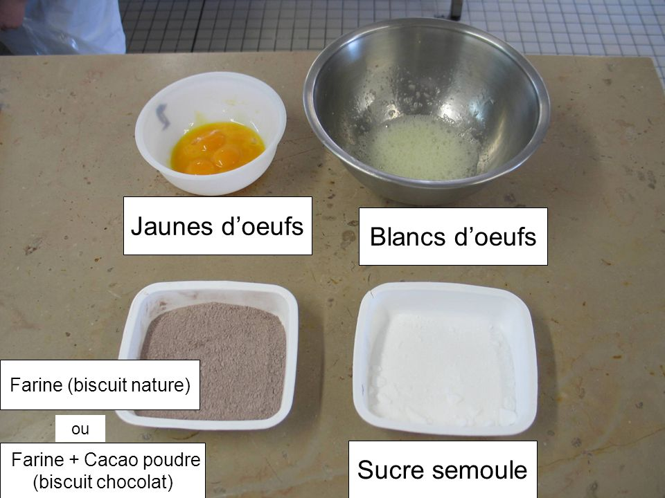 Farine (biscuit nature)