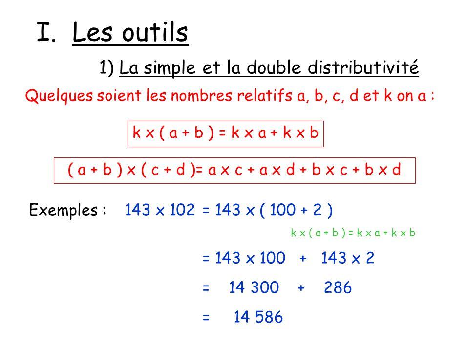 ( a + b ) x ( c + d )= a x c + a x d + b x c + b x d