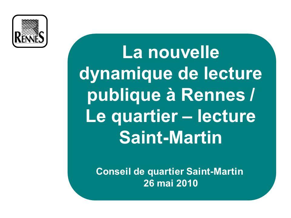 Conseil de quartier Saint-Martin 26 mai 2010