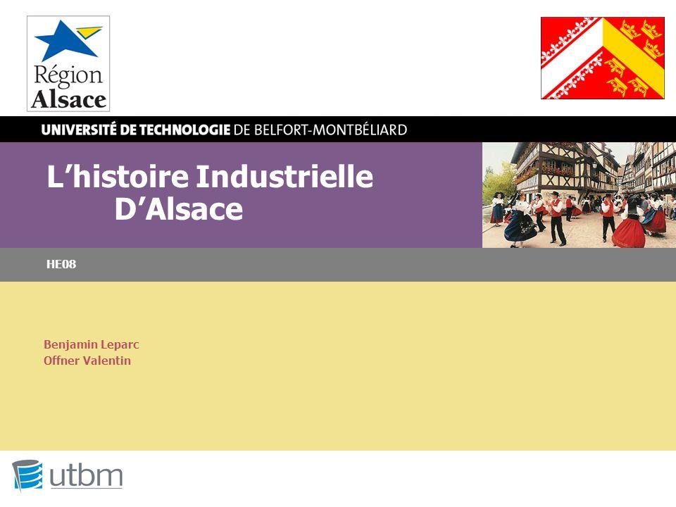 L'histoire Industrielle D'Alsace
