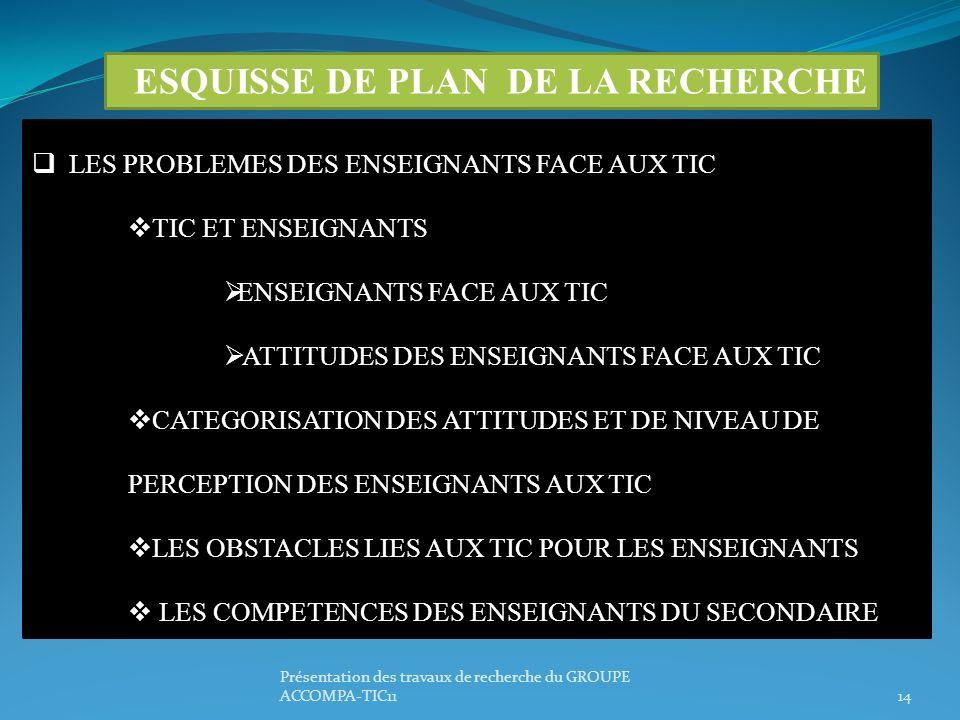 Advanced teachers trainning college ppt t l charger for Recherche de plan